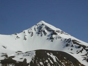 Siglufjörður Fjord Mountain