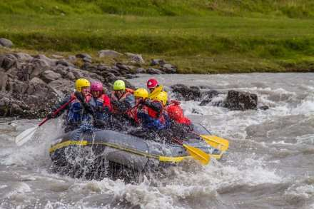 Viking Rafting