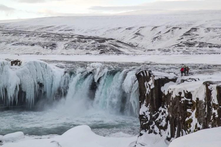 Godafoss Waterfall via Lake Myvatn Tour from Akureyri