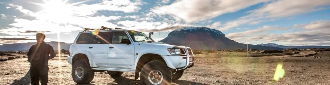 Askja Super Jeep