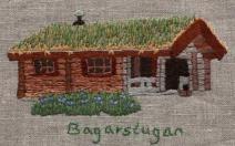 Bagarstugan Dikanäs Bagarstugan byggdes 1994-95 av Dikanäs Bygdeförening med hjälp av ALU-medel, bygdemedel, donationer samt mycket ideellt arbete.