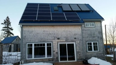 Grid-tied-solar