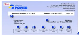 nspower-account-paper-bill