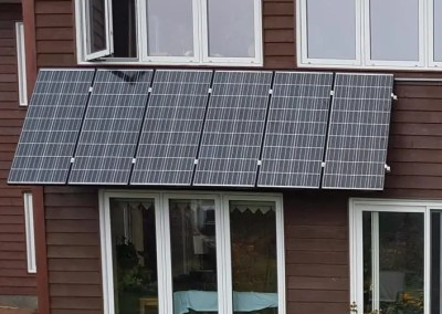 Off-Grid Solar PV in Annapolis Valley