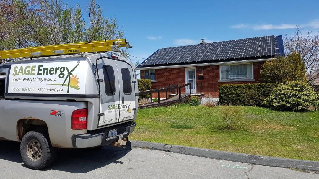 gridtied solar halifax