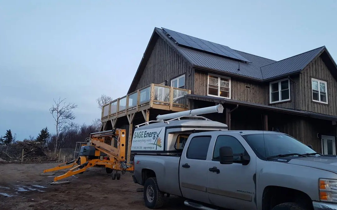 Off-Grid Solar Annapolis Valley