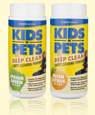 Kids 'n' Pets Stain & Oder Remover FREE Rebate