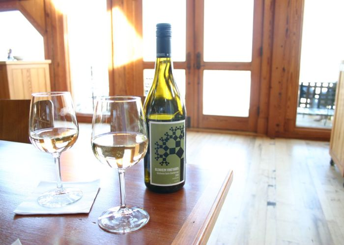 Blenheim Winery