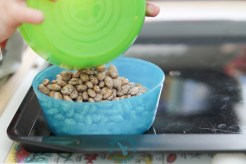 Pouring Beans