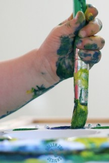 Painting With Tempra Paint (17 of 22)