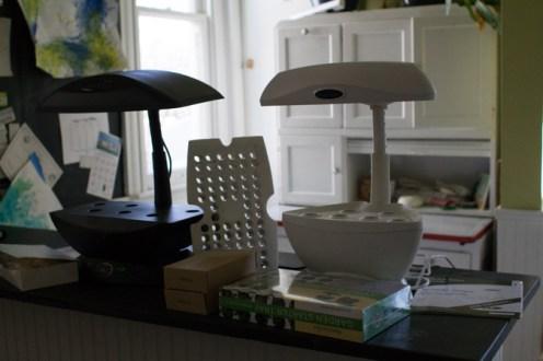 Seed starter kit for SpaceSaver 6