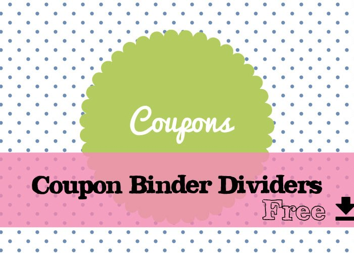 Coupon Binder Free Download