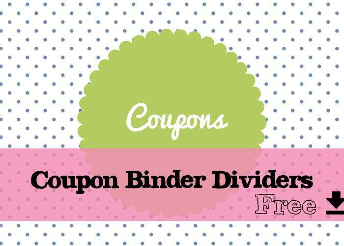 Coupon Binder Free Download