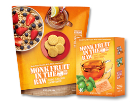 Monk Fruit in the Raw Review and Recipe
