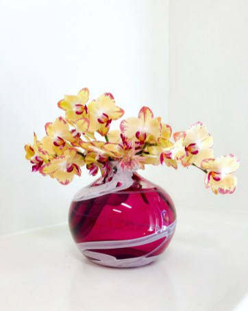 Fresh Cut Orchids -Medium
