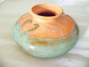 Heart Bubble Vase