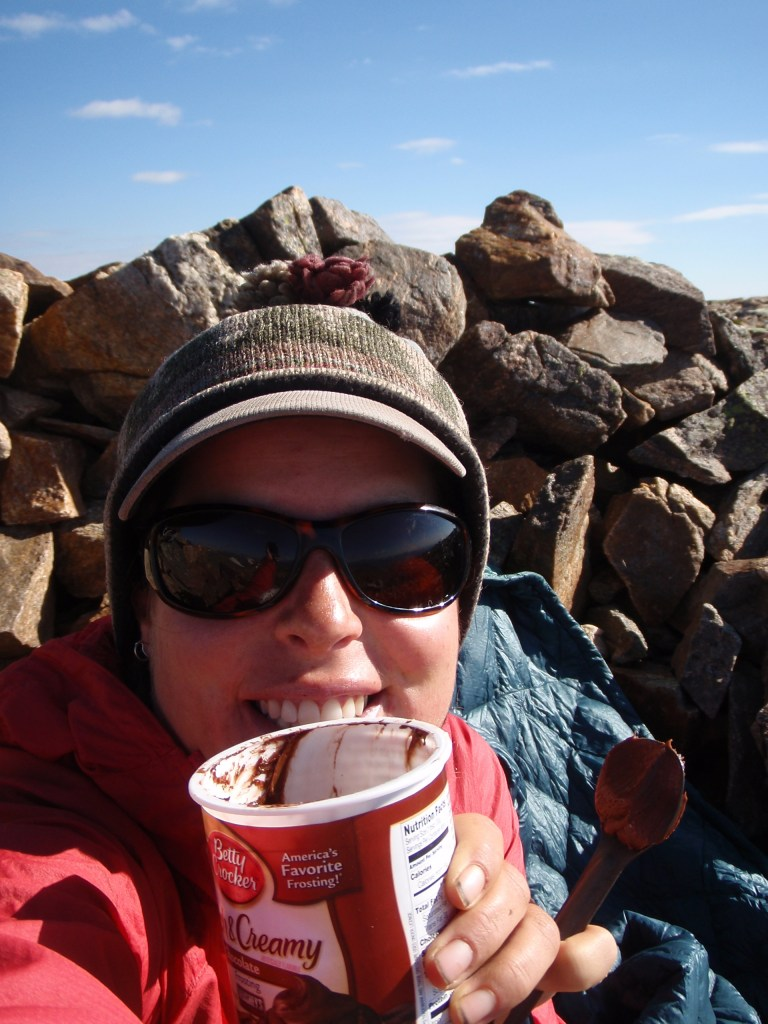 on the trail snack