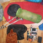 Roll tops, draw cords, ziplocks... bags are handy for every hiker