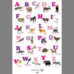 Sage Design Group - KinderReady Animal Poster Thumb