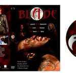 Blade DVD and Cover Package Design