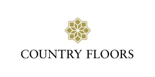 Country Floors Logo Design