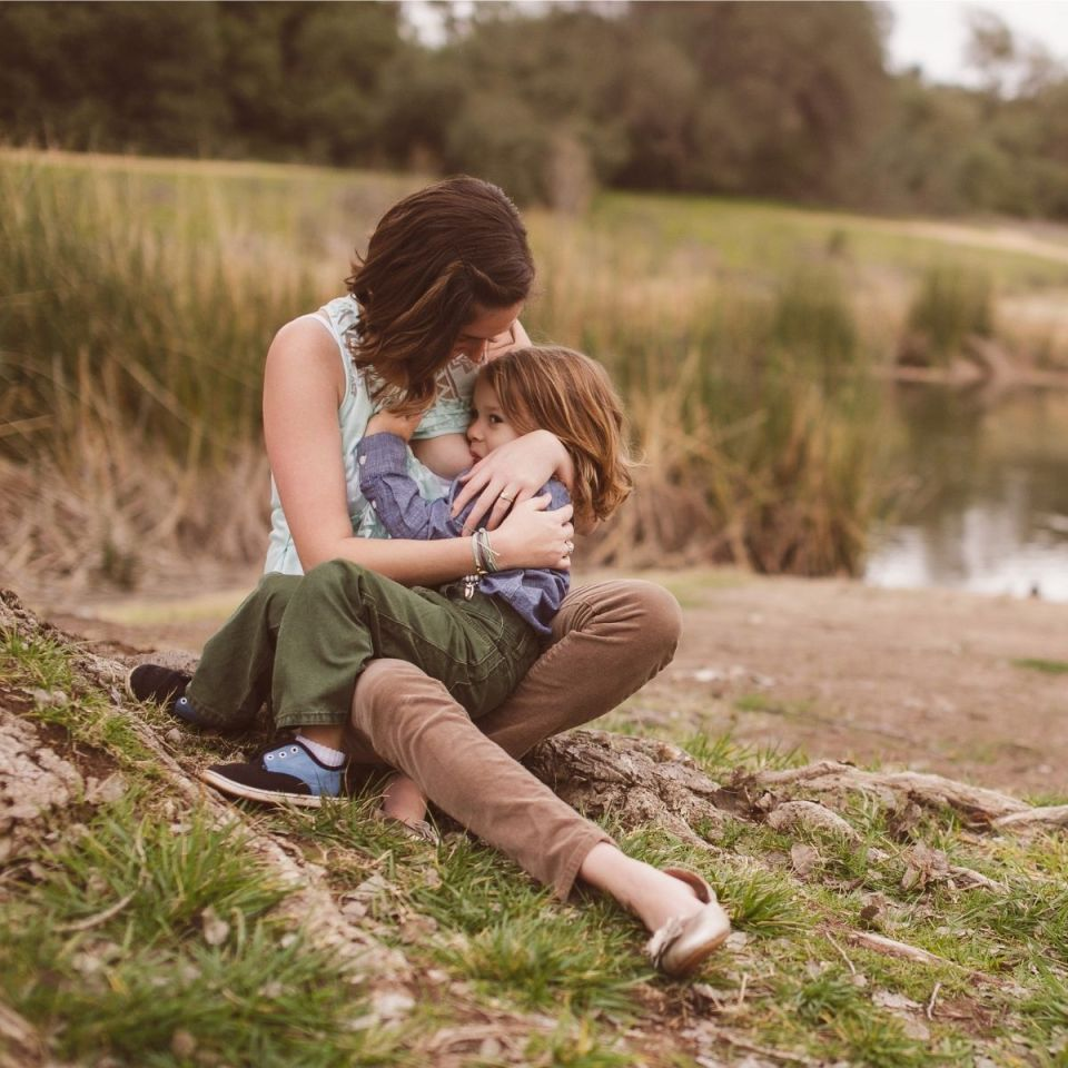 Full Term Breastfeeding Child
