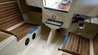 S17 interior teak.