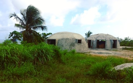 Earthbag Dome Homes