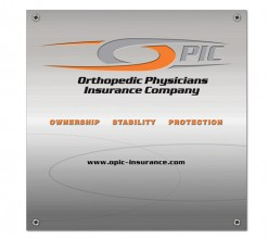 OPIC Booth Signage | Sage River Graphics