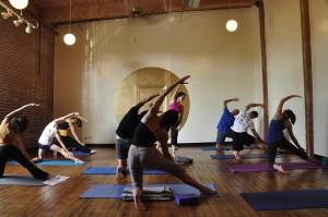 Sage Teaching Yoga for Athletes