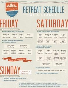 Schedule Corrected Rountree