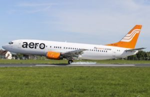 Aero Contractors Management Explains What Caused The Smoke In The PHC-LAGOS Flight