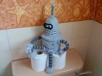 Bender, Guardian of the Bum Fodder