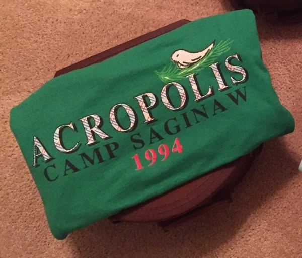 Acropolis Memories – Saginaw Super Senior Alumni
