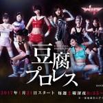 【AKB48豆腐プロレス 】設定や2クールの理由 宮脇咲良他の出演者も