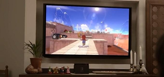 テレビ マリオ ゲーム 据え置き