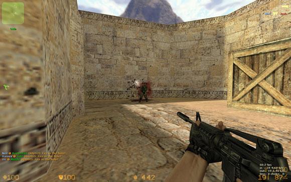 counter strike 1.6 oyunu indir CS Counter Strike 1.6 Online Ücretsiz Silah Oyunu İndir