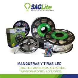 MANGUERAS Y TIRAS