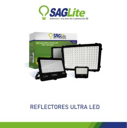 REFLECTORES ULTRA LED