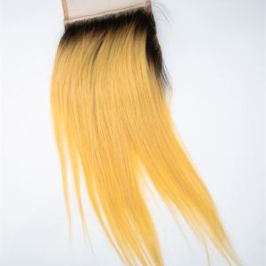 4X4 straight Blond