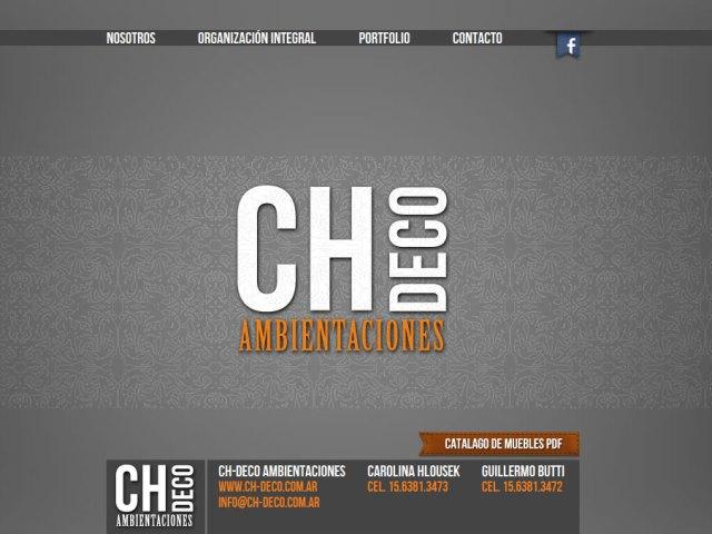 CH Deco – 2013