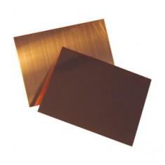 Plaques de cuivre pour aquatinte