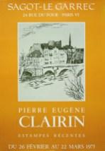 Exposition Pierre-Eugène Clairin - Mars 1975