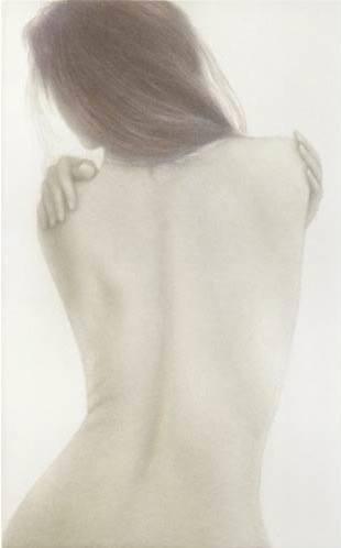 Mikio Watanabé. Retenue. 2011. Manière noire.