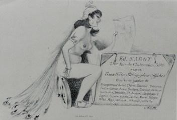 Adolphe Willette - Sagot - Le Garrec