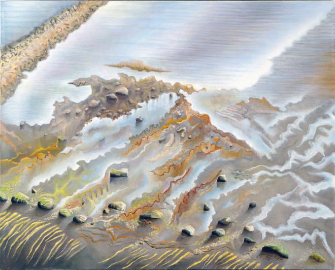 Guillaine Querrien - Buzios – marée basse
