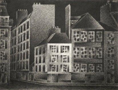 Mario Avati - Rue Bonaparte
