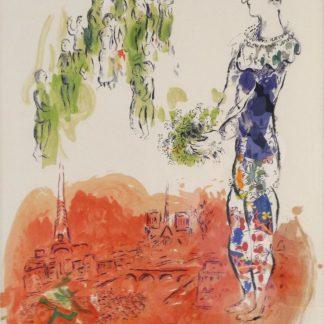 Marc Chagall - Le magicien de Paris II
