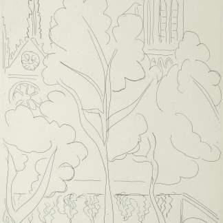 Henri Matisse - La Cité – Notre Dame