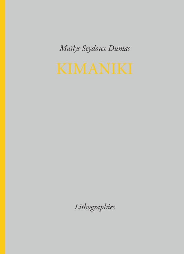 Maïlys Seydoux Dumas - Album Kimaniki